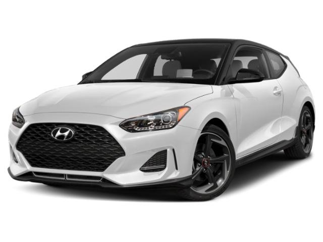 2019 Hyundai Veloster Turbo Ultimate Turbo Ultimate DCT Intercooled Turbo Regular Unleaded I-4 1.6 L/97 [0]