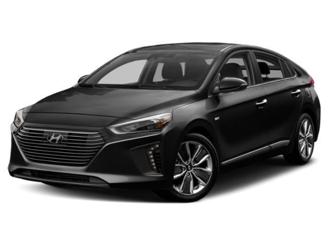 2019 Hyundai Ioniq Hybrid Limited Limited Hatchback Gas/Electric I-4 1.6 L/96 [31]
