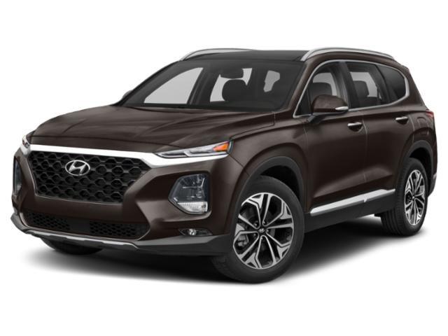 2019 Hyundai Santa Fe Limited Limited 2.0T Auto FWD Intercooled Turbo Regular Unleaded I-4 2.0 L/122 [44]
