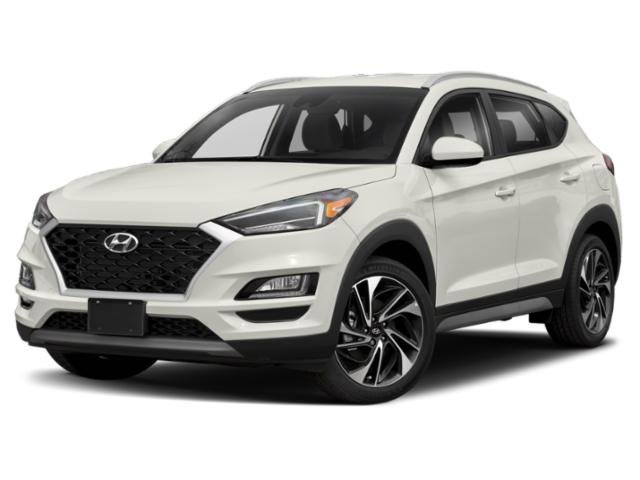 2019 Hyundai Tucson Sport Sport FWD Regular Unleaded I-4 2.4 L/144 [3]