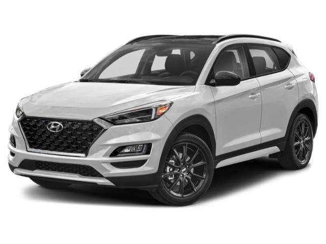 2019 Hyundai Tucson Night Night AWD ULEV Regular Unleaded I-4 2.4 L/144 [6]
