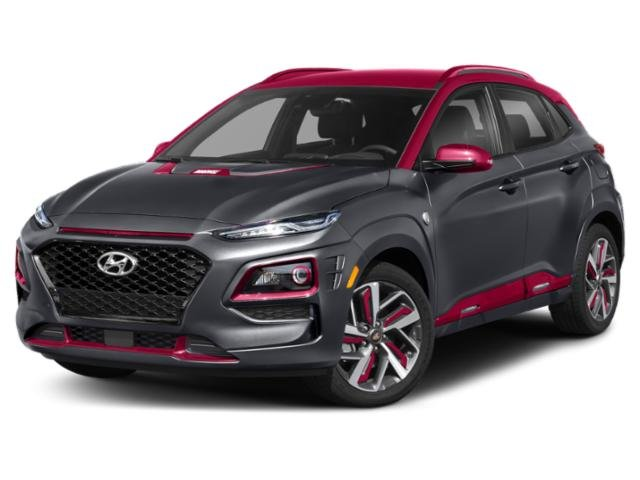 2019 Hyundai Kona Iron Man Iron Man DCT AWD Intercooled Turbo Regular Unleaded I-4 1.6 L/97 [0]