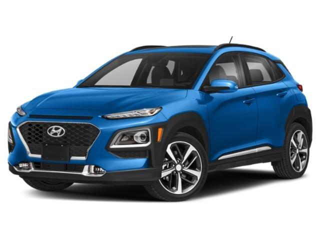2019 Hyundai Kona Limited Limited DCT FWD Intercooled Turbo Regular Unleaded I-4 1.6 L/97 [9]