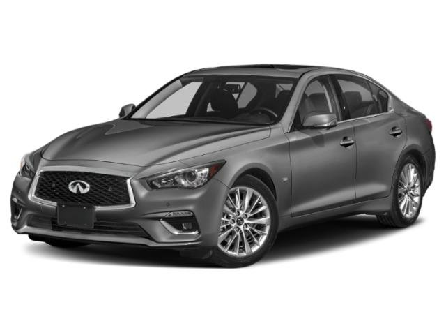 2019 INFINITI Q50 3.0t LUXE 3.0t LUXE RWD Twin Turbo Premium Unleaded V-6 3.0 L/183 [1]