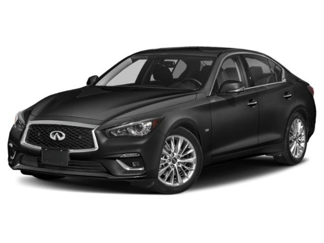 2019 INFINITI Q50 3.0t LUXE 3.0t LUXE RWD Twin Turbo Premium Unleaded V-6 3.0 L/183 [19]