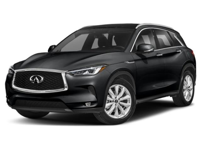2019 INFINITI QX50 ESSENTIAL ESSENTIAL AWD Intercooled Turbo Premium Unleaded I-4 2.0 L/121 [1]