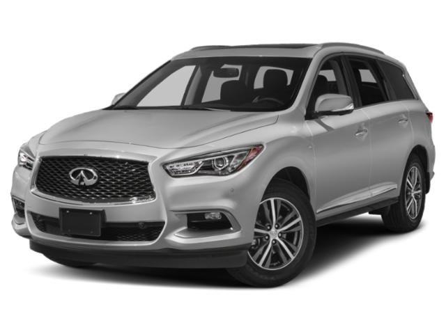 2019 Infiniti Qx60 PURE 2019.5 PURE AWD Premium Unleaded V-6 3.5 L/213 [0]