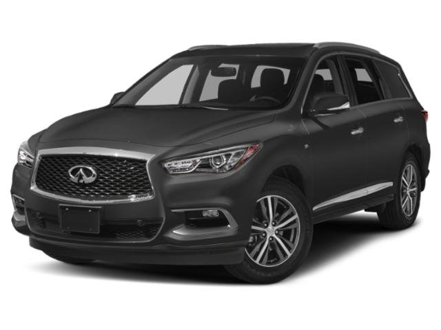 2019 INFINITI QX60 LUXE LUXE AWD Premium Unleaded V-6 3.5 L/213 [4]