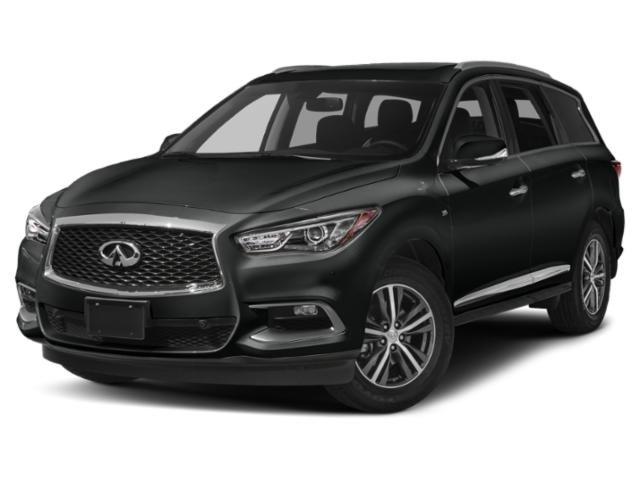 2019 Infiniti Qx60 PURE PURE FWD Premium Unleaded V-6 3.5 L/213 [2]
