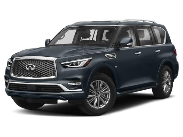 2019 INFINITI QX80 LUXE LUXE AWD Premium Unleaded V-8 5.6 L/339 [9]