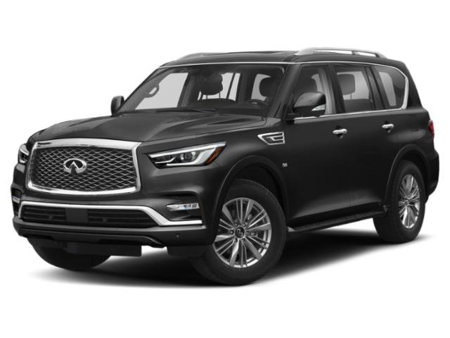 2019 INFINITI QX80 LUXE LUXE AWD Premium Unleaded V-8 5.6 L/339 [12]