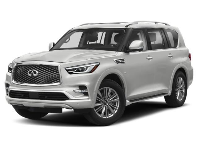 2019 INFINITI QX80 LUXE LUXE AWD Premium Unleaded V-8 5.6 L/339 [0]