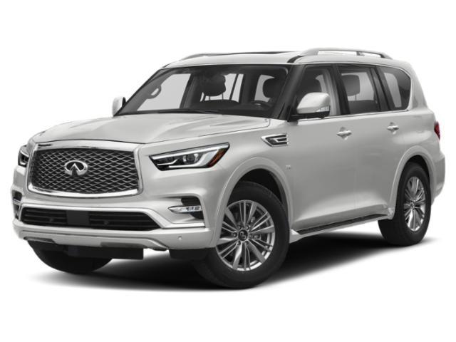 2019 INFINITI QX80 LUXE LUXE AWD Premium Unleaded V-8 5.6 L/339 [11]