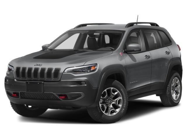 2019 Jeep Cherokee Trailhawk Trailhawk 4x4 Intercooled Turbo Premium Unleaded I-4 2.0 L/122 [2]