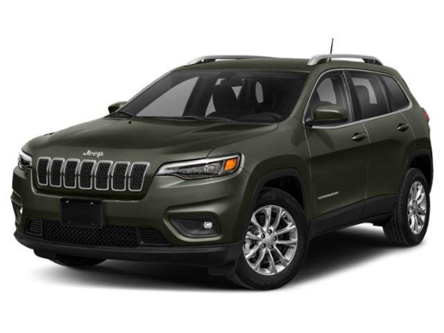 2019 Jeep Cherokee Latitude Latitude FWD Regular Unleaded I-4 2.4 L/144 [4]