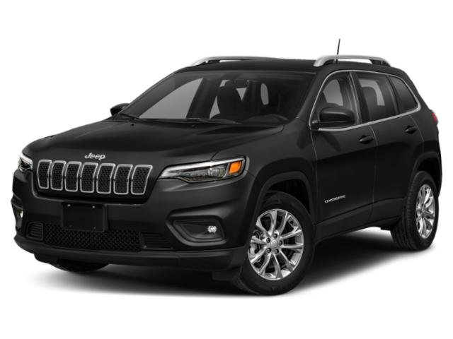 2019 Jeep Cherokee Limited Limited FWD Regular Unleaded I-4 2.4 L/144 [0]