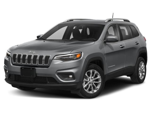 2019 Jeep Cherokee Latitude Latitude FWD Regular Unleaded I-4 2.4 L/144 [3]