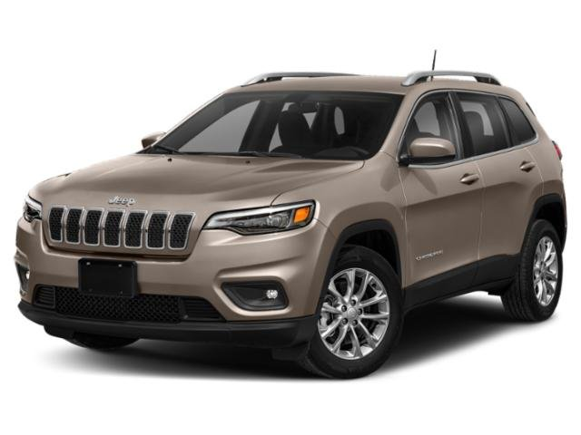 2019 Jeep Cherokee Limited Limited 4x4 Regular Unleaded V-6 3.2 L/198 [4]