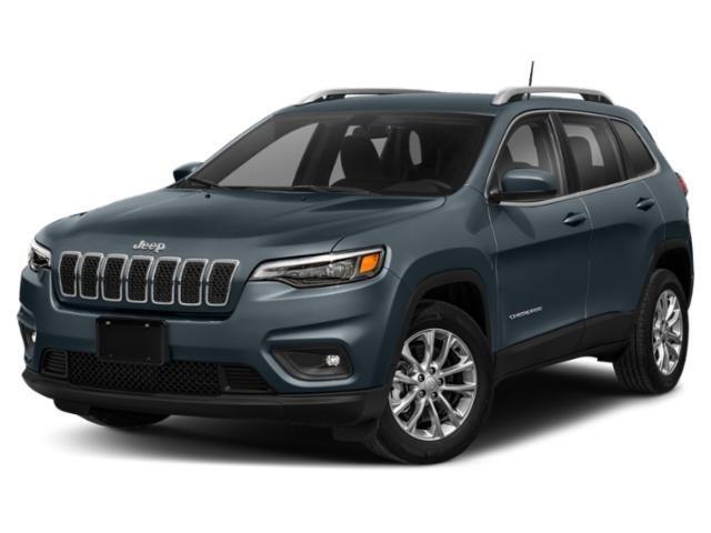 2019 Jeep Cherokee Latitude Latitude FWD Regular Unleaded I-4 2.4 L/144 [9]