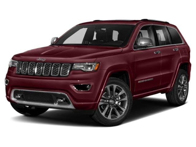 2019 Jeep Grand Cherokee Overland Overland 4x4 Regular Unleaded V-6 3.6 L/220 [12]