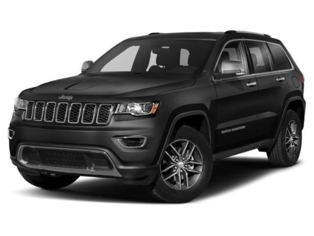 2019 Jeep Grand Cherokee Limited Limited 4x4 Regular Unleaded V-6 3.6 L/220 [10]
