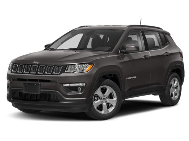2019 Jeep Compass Latitude Latitude FWD Regular Unleaded I-4 2.4 L/144 [10]