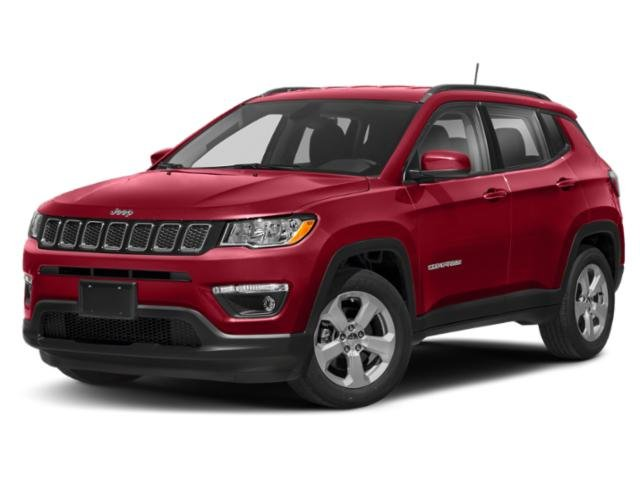 2019 Jeep Compass Sport Sport FWD Regular Unleaded I-4 2.4 L/144 [1]