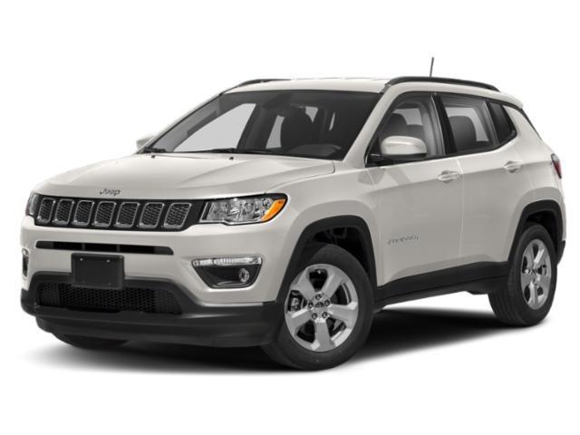2019 Jeep Compass Latitude Latitude 4x4 Regular Unleaded I-4 2.4 L/144 [2]