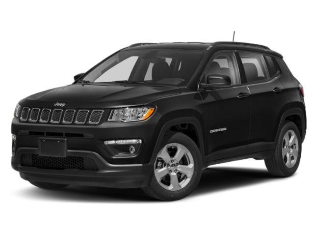 2019 Jeep Compass Latitude Latitude FWD Regular Unleaded I-4 2.4 L/144 [2]