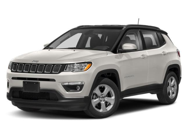 2019 Jeep Compass Limited Limited 4x4 Regular Unleaded I-4 2.4 L/144 [1]