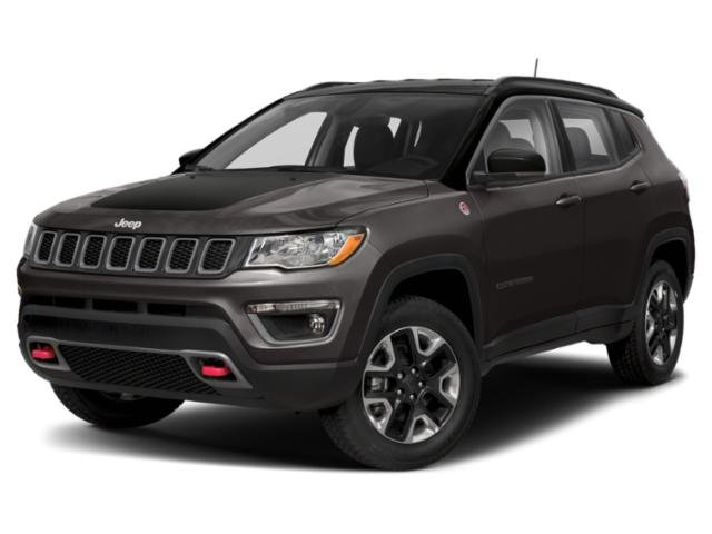 2019 Jeep Compass Trailhawk Trailhawk 4x4 Regular Unleaded I-4 2.4 L/144 [1]