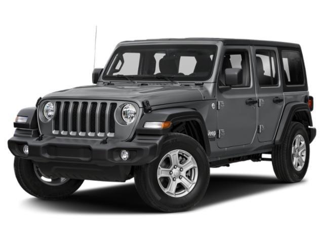 2019 Jeep Wrangler Unlimited Sport S Sport S 4x4 Intercooled Turbo Gas/Electric I-4 2.0 L/122 [15]