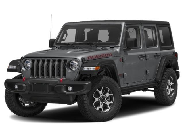 2019 Jeep Wrangler Unlimited Rubicon Rubicon 4x4 Regular Unleaded V-6 3.6 L/220 [19]