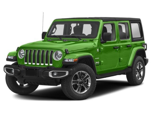 2019 Jeep Wrangler Unlimited Sahara Sahara 4x4 Regular Unleaded V-6 3.6 L/220 [14]