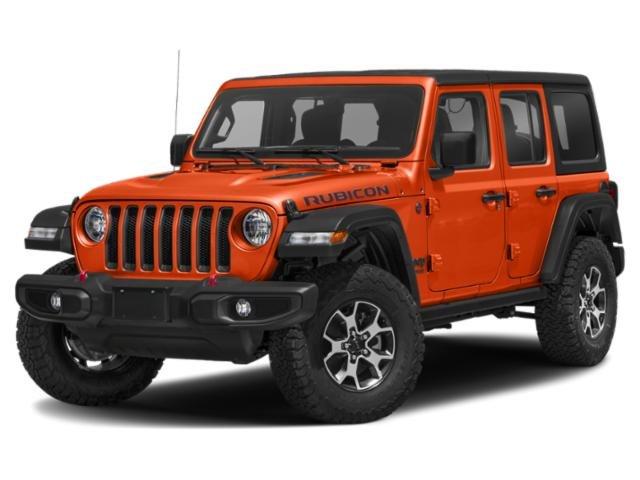 2019 Jeep Wrangler Unlimited Rubicon Rubicon 4x4 Regular Unleaded V-6 3.6 L/220 [6]