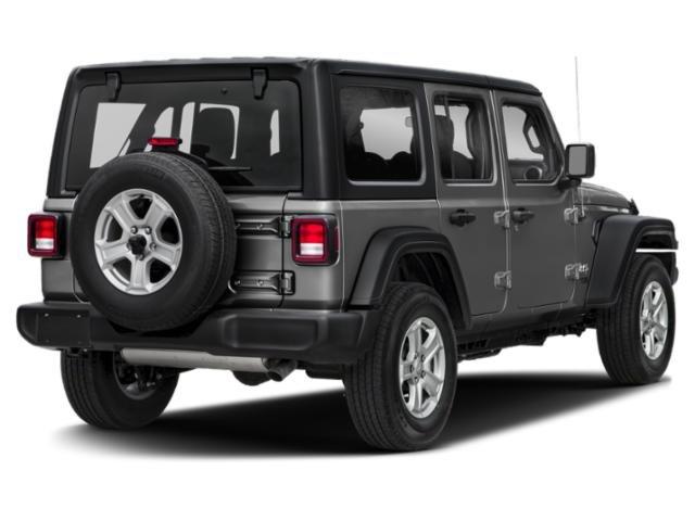 2019 Jeep Wrangler Unlimited Sport S 1