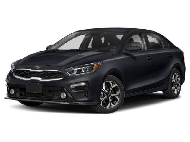 2019 Kia Forte LXS LXS IVT Regular Unleaded I-4 2.0 L/122 [1]