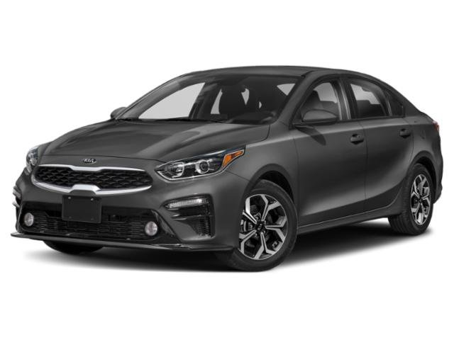 2019 Kia Forte LXS LXS IVT Regular Unleaded I-4 2.0 L/122 [8]
