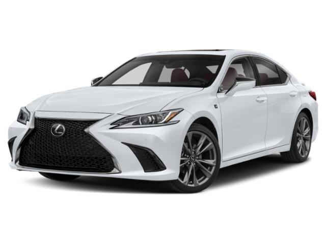 2019 Lexus ES ES 350 F SPORT ES 350 F SPORT FWD Regular Unleaded V-6 3.5 L/211 [12]