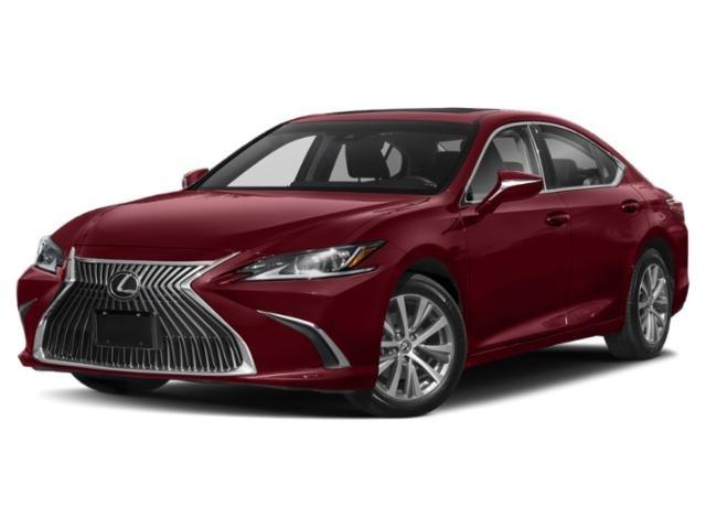 2019 Lexus ES ES 350 ES 350 FWD Regular Unleaded V-6 3.5 L/211 [12]