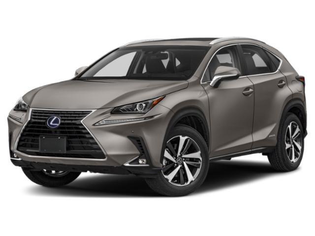 2019 Lexus NX NX 300h NX 300h AWD Gas/Electric I-4 2.5 L/152 [27]