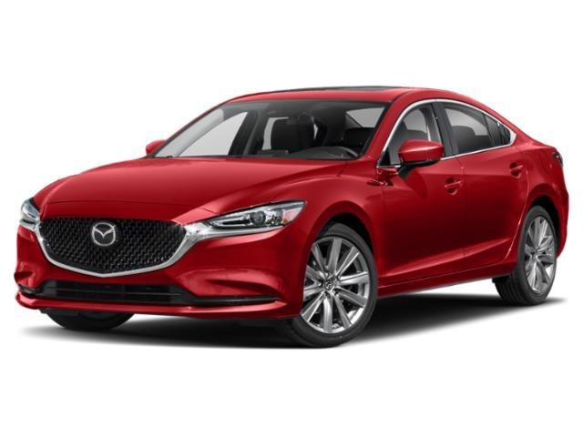 2019 Mazda Mazda6 Touring Touring Auto Regular Unleaded I-4 2.5 L/152 [15]