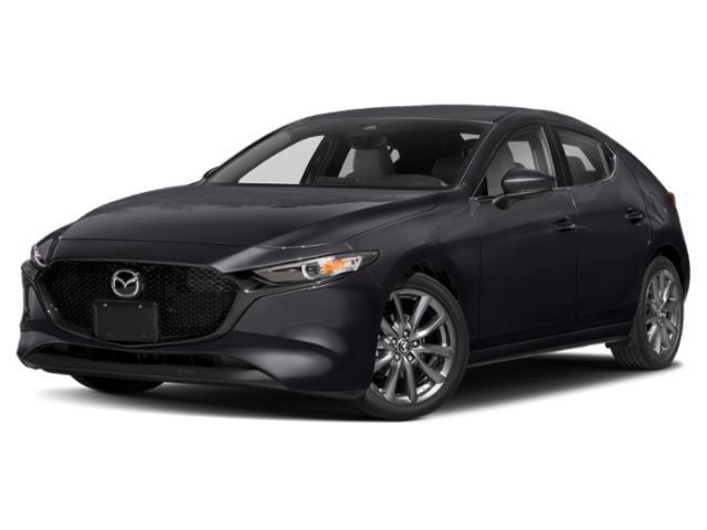 2019 Mazda Mazda3 Hatchback w/Preferred Pkg FWD Auto w/Preferred Pkg Regular Unleaded I-4 2.5 L/152 [1]