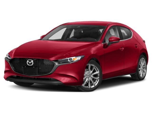 2019 Mazda Mazda3 Hatchback Base FWD Auto Regular Unleaded I-4 2.5 L/152 [8]