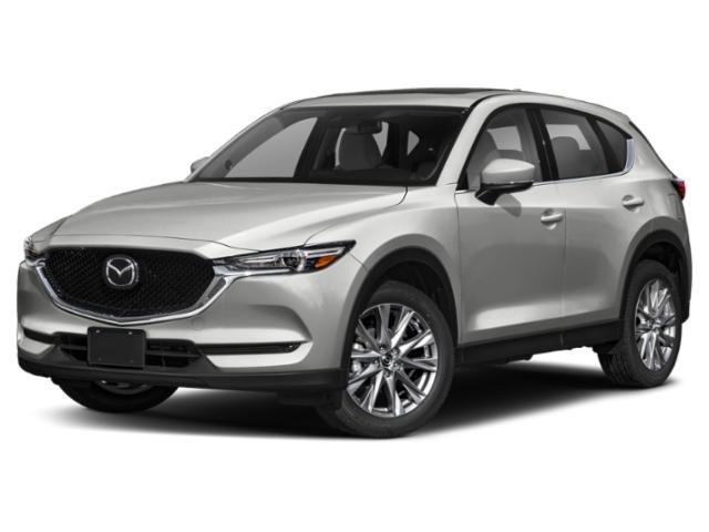 2019 Mazda CX-5 Grand Touring Grand Touring FWD Regular Unleaded I-4 2.5 L/152 [1]