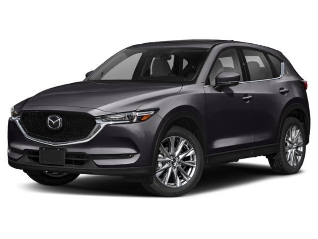 2019 Mazda Cx-5 Grand Touring Grand Touring FWD Regular Unleaded I-4 2.5 L/152 [2]