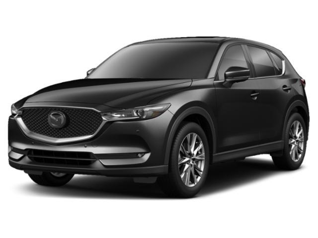 2019 Mazda Cx-5 Signature Signature AWD Intercooled Turbo Regular Unleaded I-4 2.5 L/152 [1]
