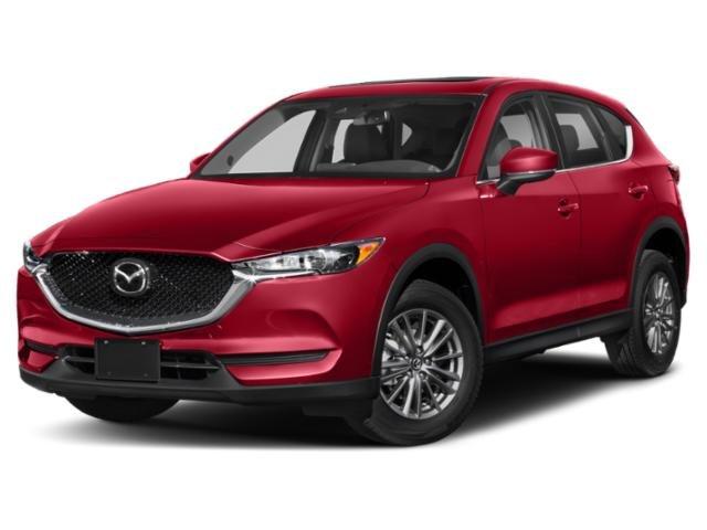 2019 Mazda CX-5 Touring Touring FWD Regular Unleaded I-4 2.5 L/152 [4]