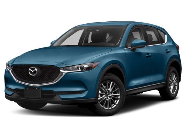 2019 Mazda CX-5 Sport Sport FWD Regular Unleaded I-4 2.5 L/152 [10]