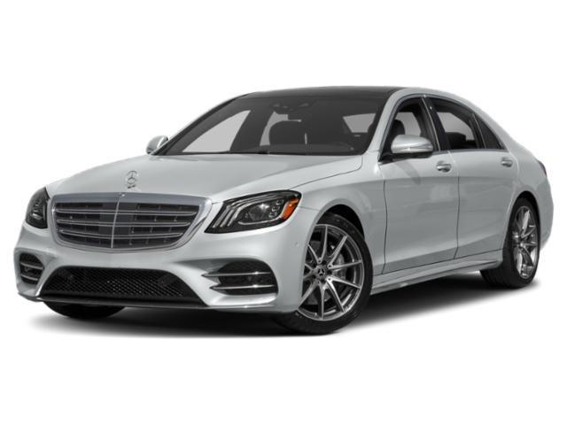 2019 Mercedes-Benz S-Class S 450 S 450 4MATIC Sedan Twin Turbo Premium Unleaded V-6 3.0 L/183 [0]